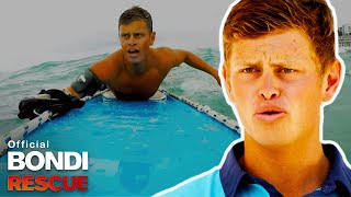 Who will lifeguards rescue first?