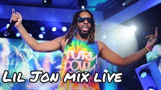 Lil Jon SET BEST SONGS (MELHORES MUSICAS ) MIX LIVE CDJ  PIONEER