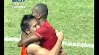 Indonesia 3-1 Thailand (SEA GAMES 2011) All goals