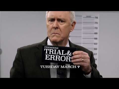 Trial and Error NBC Trailer