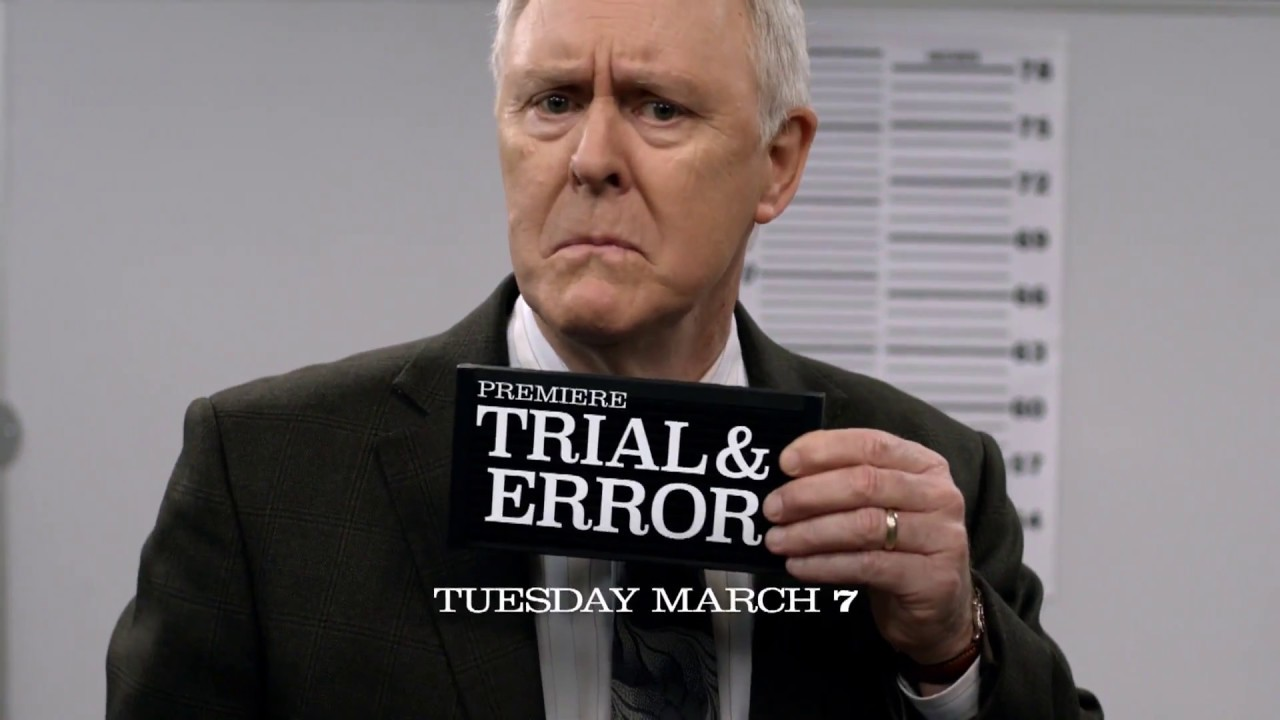 Download Trial and Error NBC Trailer