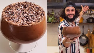 MOUSSE CREME DE CHOCOLATE | Mohamad Hindi