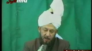 (Urdu) Service of Islam by Hadhrat Mirza Ghulam Ahmad Qadiani(as), Friday Sermon 3 May 1985