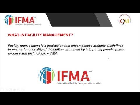 CFM | Facility Management Course in Qatar Virtual class DEMO