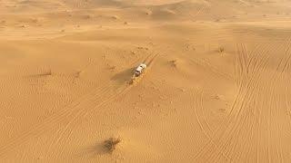 Dubai Desert Safari Tour 2015 - Aces Car Hire - Off Road Drifting 4x4 on Dessert