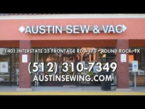 Sewing Machine Service, Quilt Fabric Sales in Round Rock TX 78664