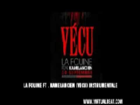 LA FOUINE FT   KAMELANCIEN   VECU  VERSION INSTRUMENTALE OFFICIELLE   YouTube
