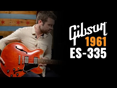 1961 Gibson ES-335 Red | CME Gear Demo mp3