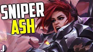 ASH BUFF! New Best Sniper? Paladins 1.0B Gameplay