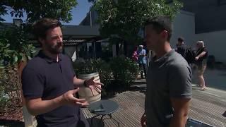 Mawredd Y Tour | Gareth Rhys Owen | Cymal 16 | #TDF2018