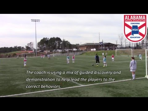 Alabama Soccer Association- USSF E License- Stage 2