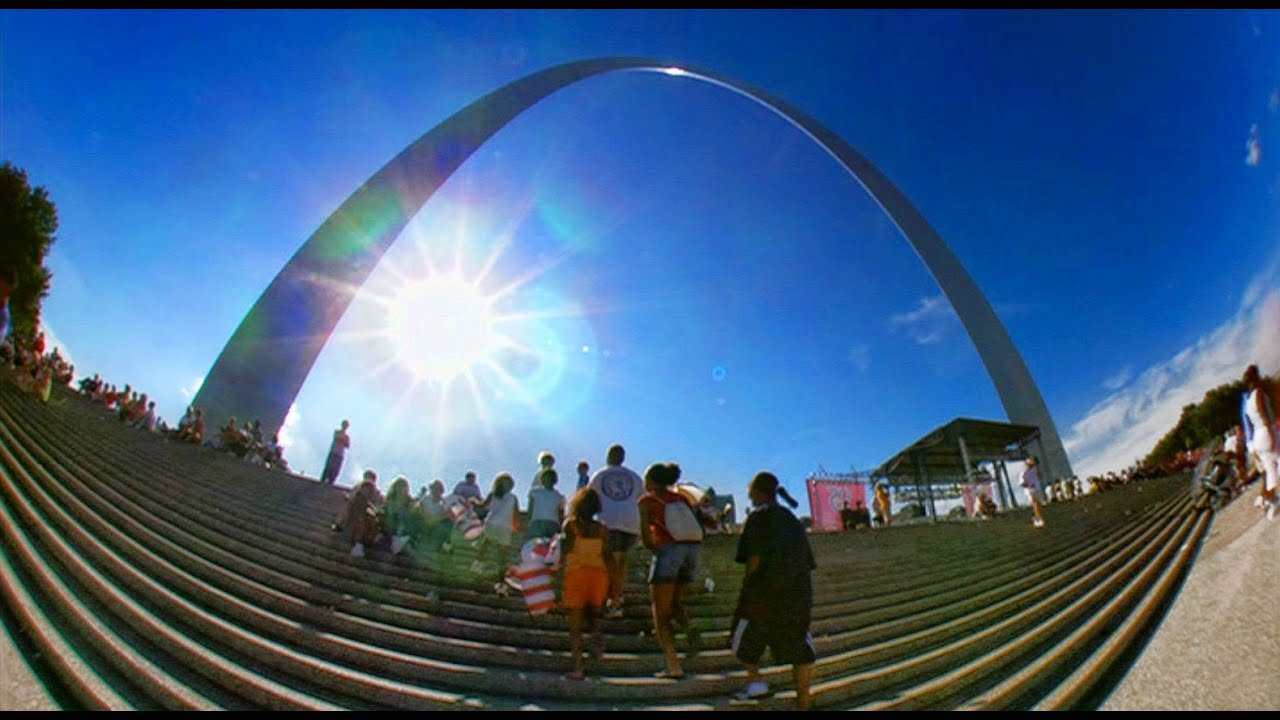 the gateway arch: a reflection of america [hd] - the men who built