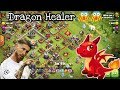 New Style Strategy Farming Dragon Healer Balloons Impossible skill ever for me destroy th11 max leve