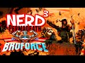 Nerd³ Permadeath! - Broforce
