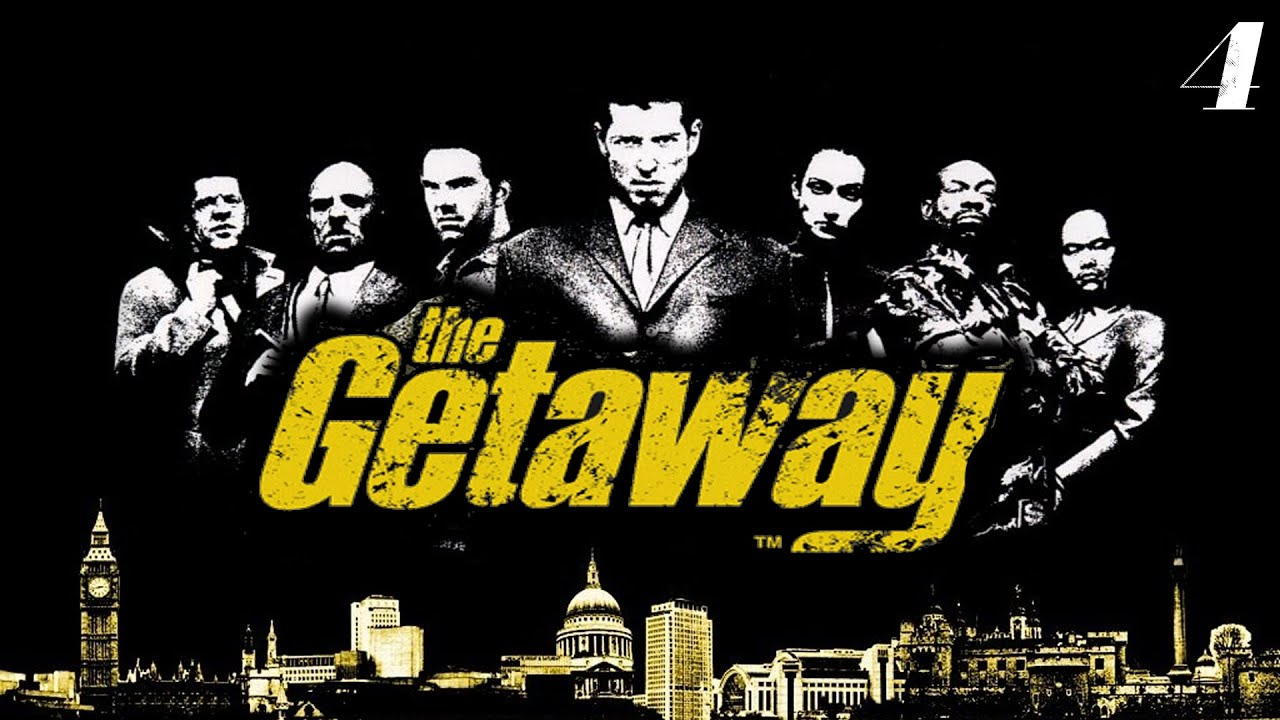 the getaway aiding and abetting