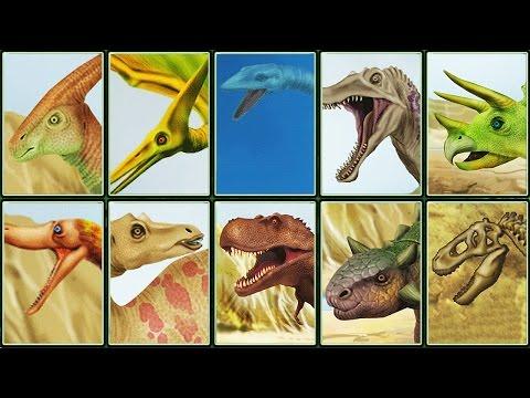 Dinosaur Puzzle - Archaeologist Jurassic #1 | Eftsei Gaming