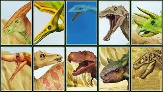 Dinosaur Puzzle - Archaeologist Jurassic #1   Eftsei Gaming