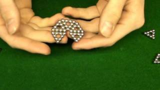 How To Make A Buckyballs Sphere Tutorial HD!!