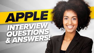 APPLE Interview Questions & Answers! (APPLE Job Interview TIPS!)