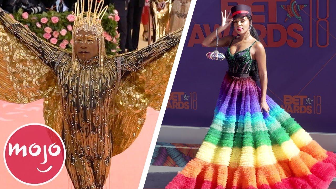 Top 10 LGBTQ+ Fashion Icons
