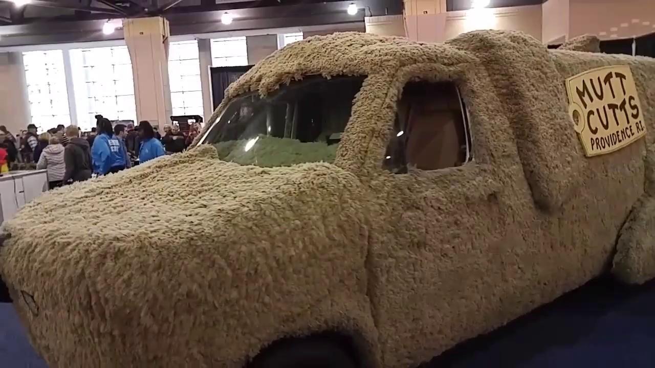 Dumb And Dumber Sheepdog Custom Built From A Ford Econoline Van Jpg 1280x720 1984