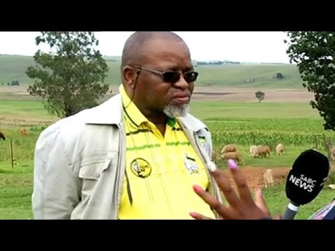 Mantashe takes journalists on a tour to his Cala, Khowa properties