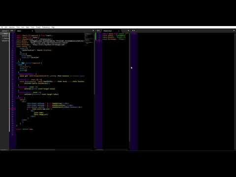 Yelp api Axios - YouTube