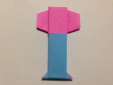 ハート 折り紙 折り紙 ぼんぼり : youtube.com