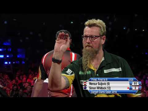 Danish Darts Open - Final - Mensur Suljovic v Simon Whitlock