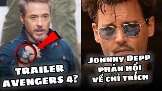 Phê Phim News: AVENGERS 4 rò rỉ TRAILER? | FANTASTIC BEAST 2 gặp VẤN ĐỀ khi CHỌN DIỄN VIÊN