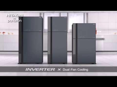 Холодильник Hitachi R VG модели