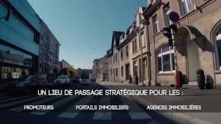 Route d'Esch : La route de l'immobilier à Luxembourg