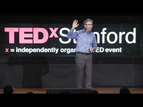 "Going beyond ""hello"": Dan Klein at TEDxStanford"