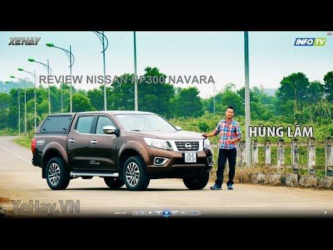 Đánh giá chi tiết ưu nhược điểm xe Nissan Navara bản SL 2017