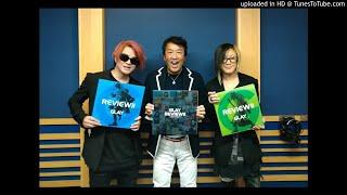 「REVIEW II ~BEST OF GLAY~」プロモーション ゲスト出演 TERU&HISASHI ※トークのみ・曲はカットしてあります.