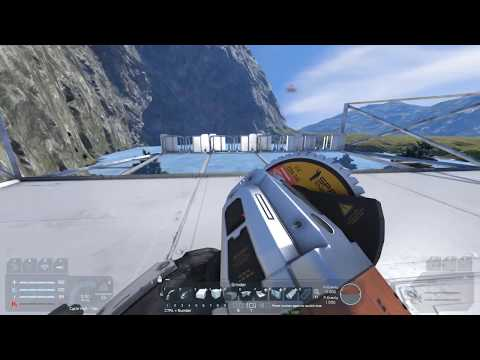 Military Drydock - Ep. 3 - Contingency Planning! - Let's Play Space Engineers