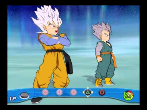 Goten and Trunks SS5 fusion - Request By ...