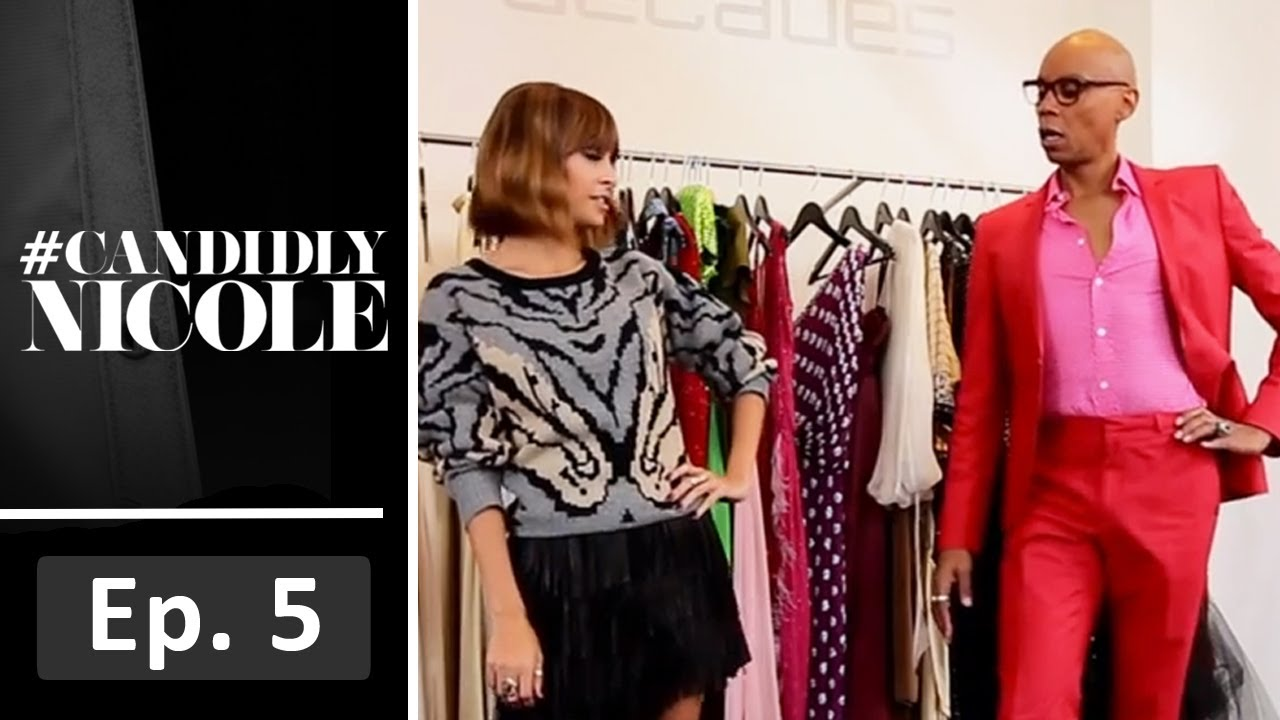 Download Think Drag with RuPaul | Ep. 5 | #CandidlyNicole