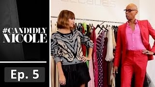 Think Drag with RuPaul | Ep. 5 | #CandidlyNicole
