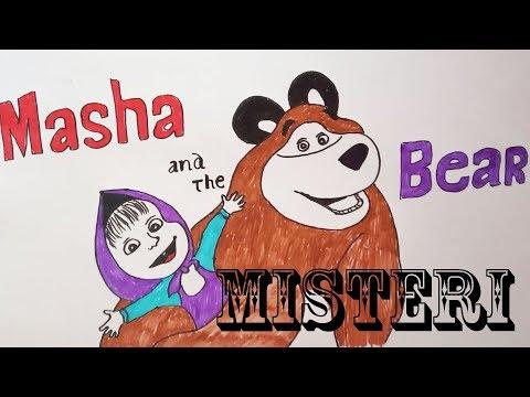 kisah-mistis-dibalik-kartun-masha-and-the-bear-||-savalasstory