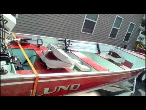 FOR SALE 1979 LUND FISHING BOAT IN ROANOKE  IL 61561