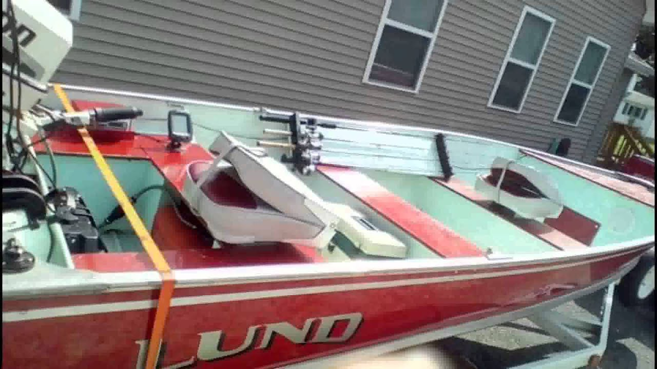 For sale 1979 lund fishing boat in roanoke il 61561 youtube for Fishing boats for sale by owner