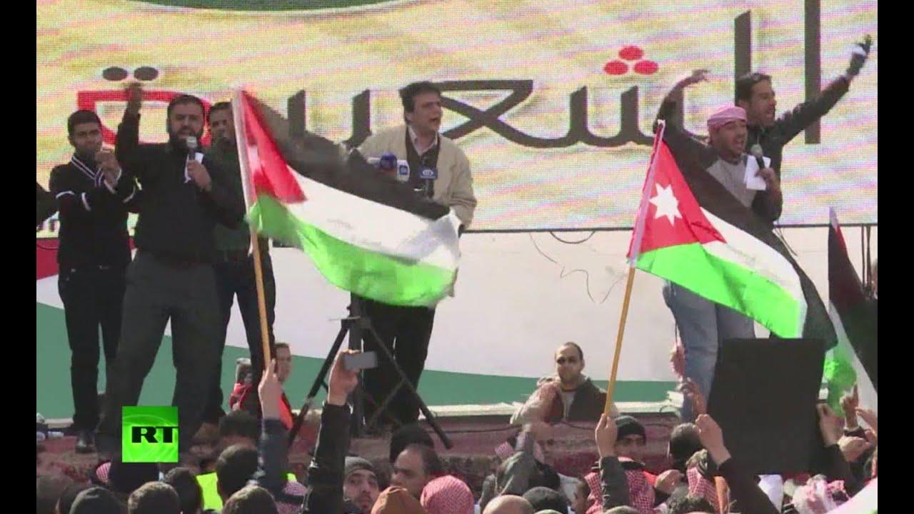 «Братья-мусульмане» укрепляют позиции в Иордании