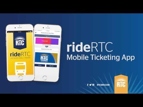 rideRTC Smartphone App Overview