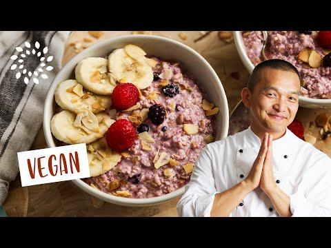 Porridge mit Dinkel