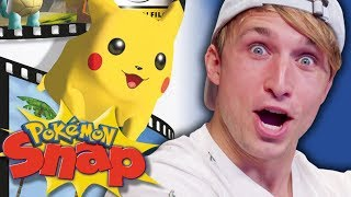 POKEMON SNAP IS BACK?!
