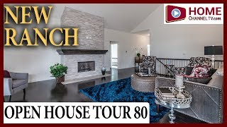 Open House Tour 80 - The Brentwood Ranch at Lakes of Boulder Ridge