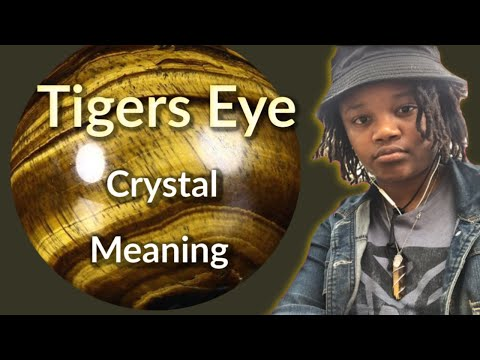 Tigers Eye Benefits And Meaning 🐅