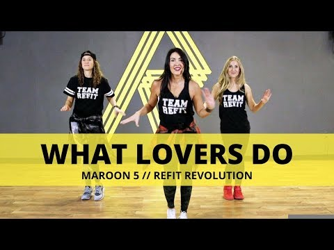 """What Lovers Do"" 