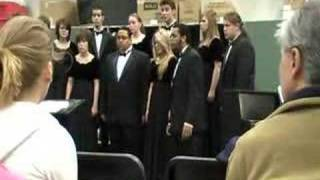 Park Hill South Chamber Choir - You Stole My Love